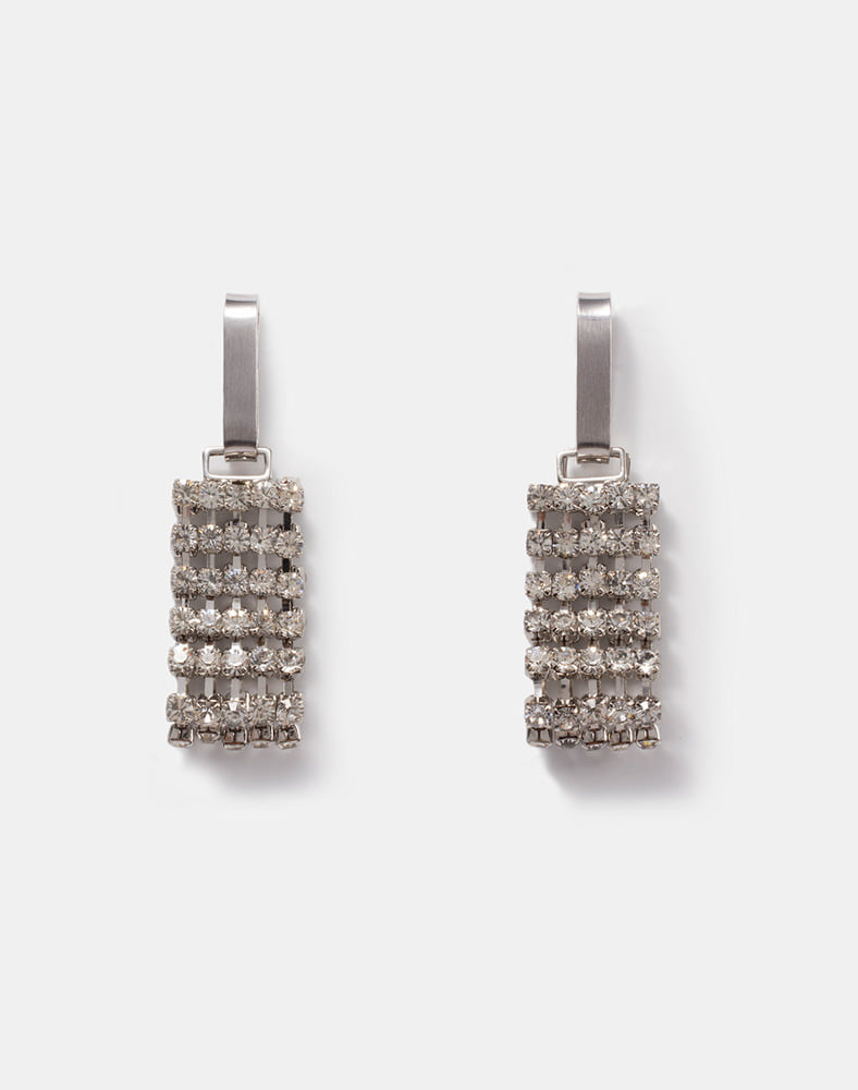 Lisa Crystal Drop earring