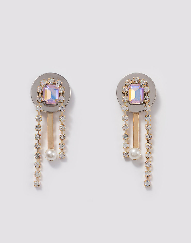 Ariana Crystal Drop earring